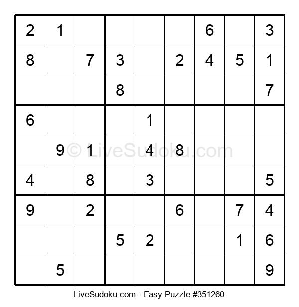 Beginners Puzzle #351260