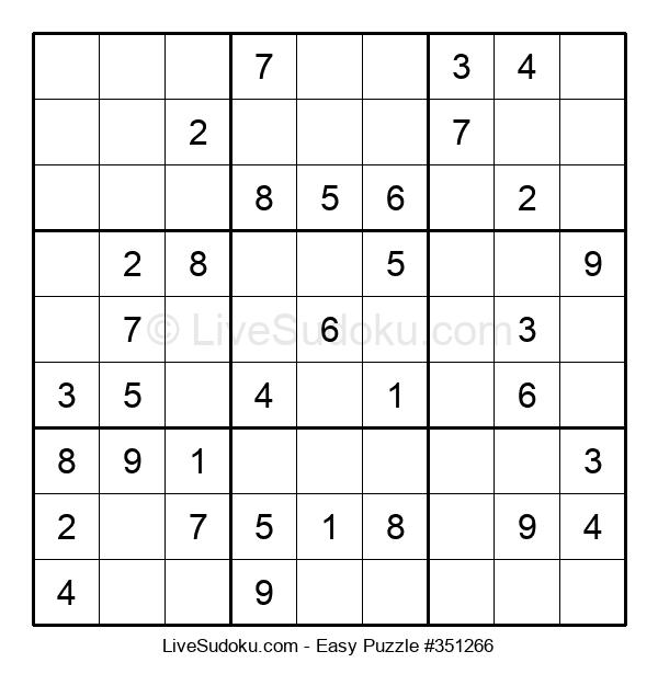 Beginners Puzzle #351266