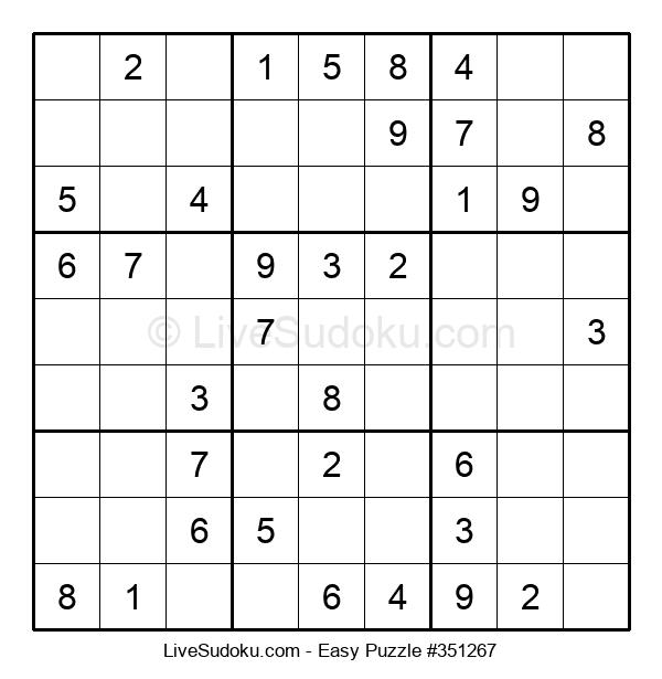Beginners Puzzle #351267