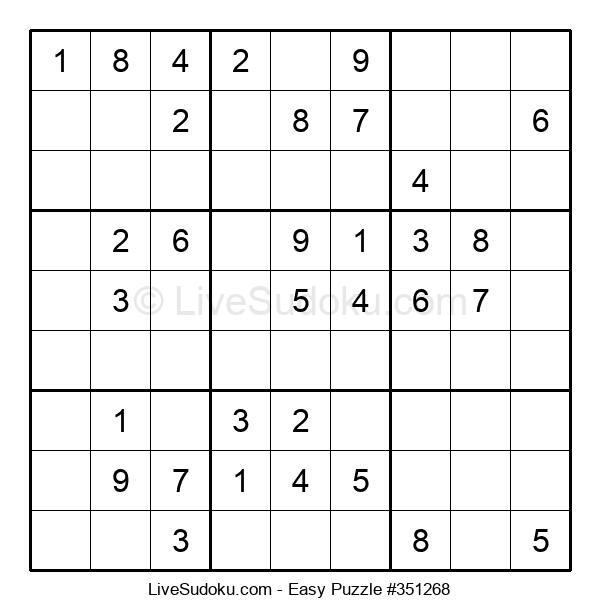 Beginners Puzzle #351268