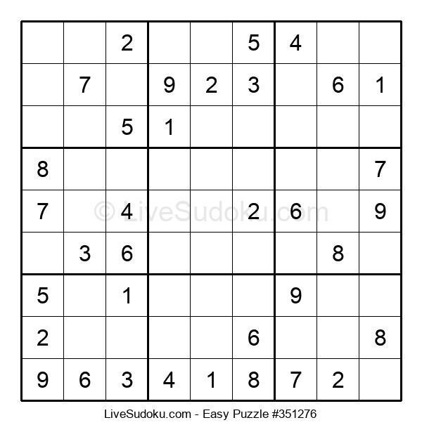 Beginners Puzzle #351276