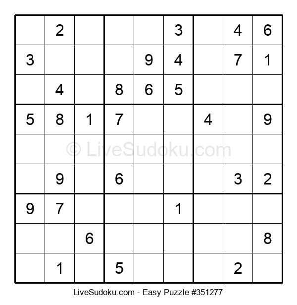 Beginners Puzzle #351277