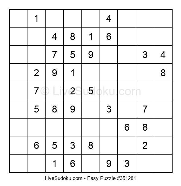 Beginners Puzzle #351281
