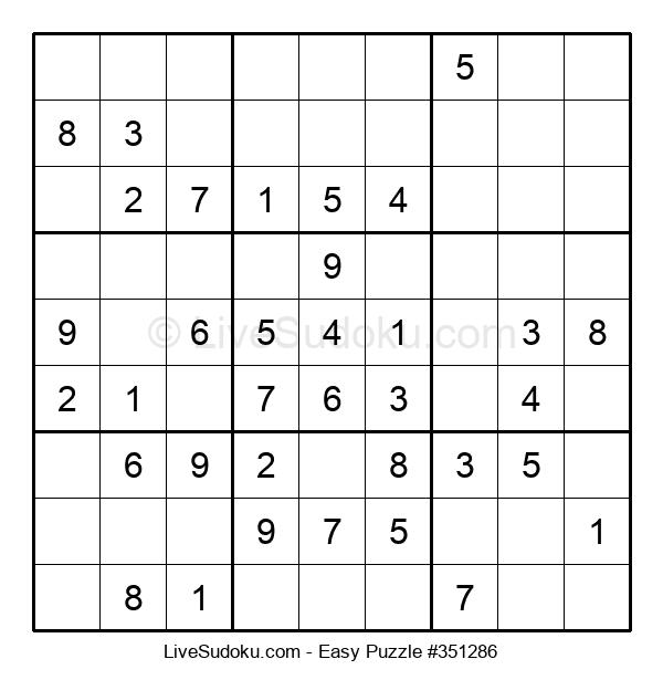 Beginners Puzzle #351286
