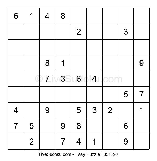 Beginners Puzzle #351290