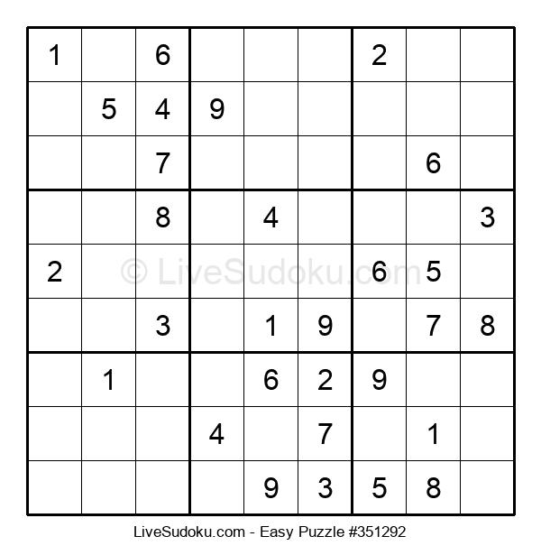 Beginners Puzzle #351292