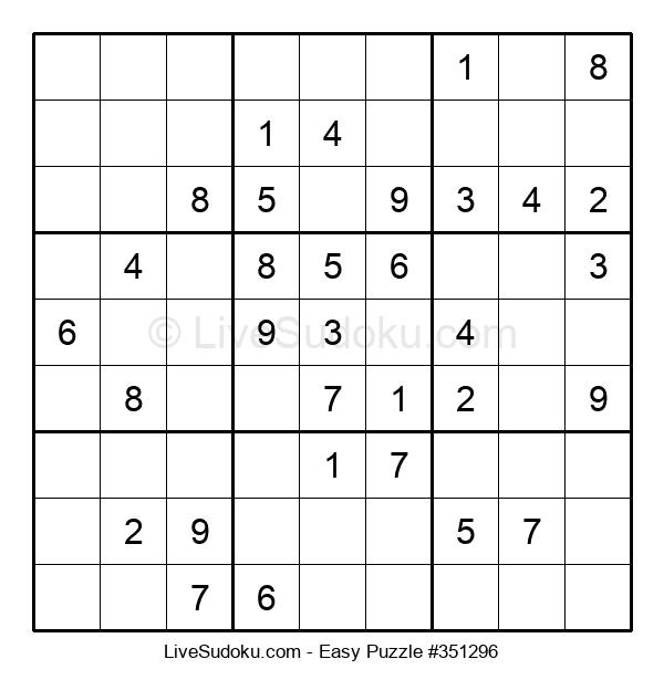 Beginners Puzzle #351296