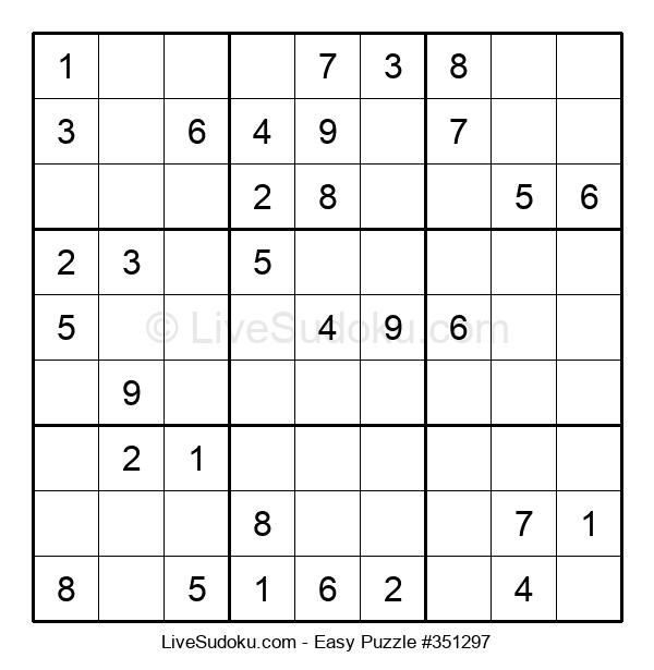 Beginners Puzzle #351297
