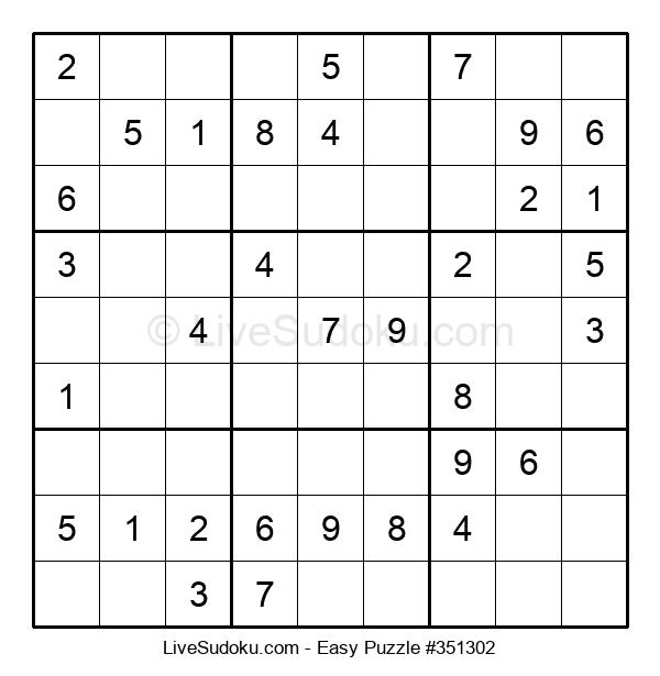 Beginners Puzzle #351302