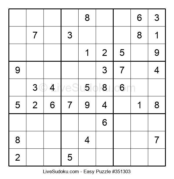 Beginners Puzzle #351303