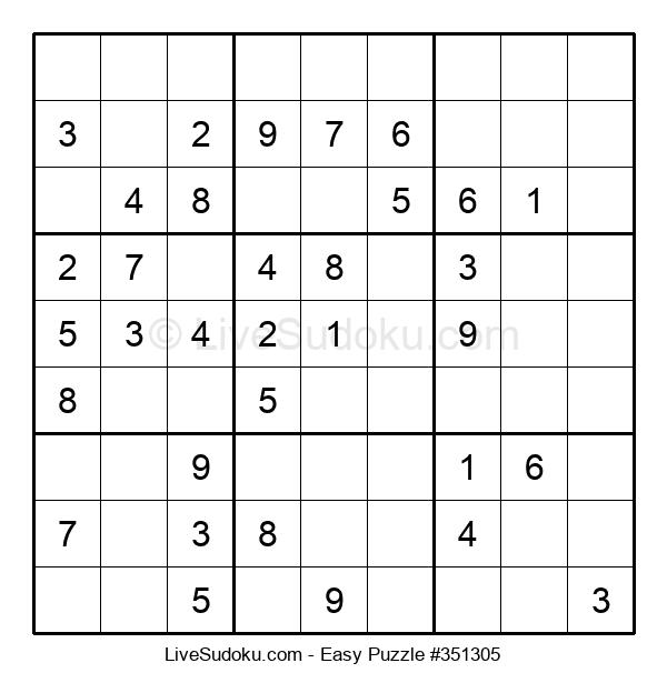 Beginners Puzzle #351305