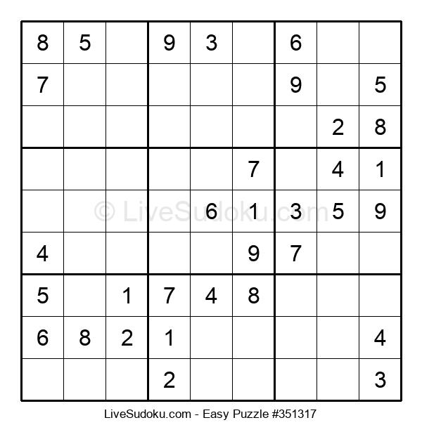 Beginners Puzzle #351317