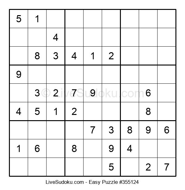 Beginners Puzzle #355124