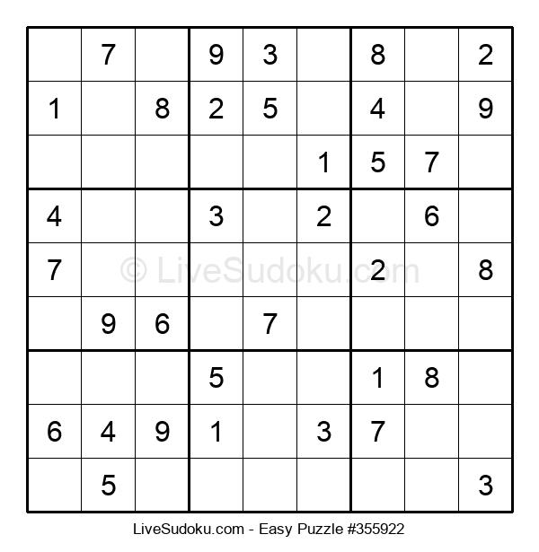Beginners Puzzle #355922