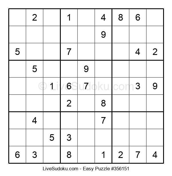 Beginners Puzzle #356151