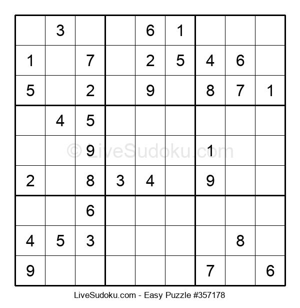 Beginners Puzzle #357178