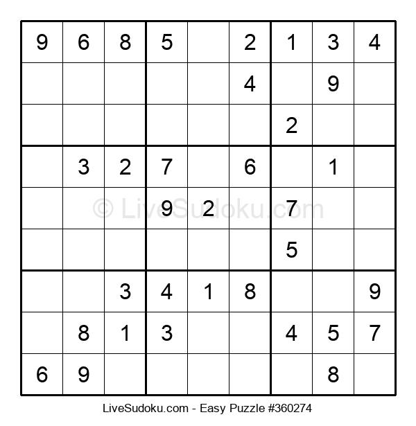 Beginners Puzzle #360274