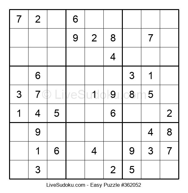 Beginners Puzzle #362052