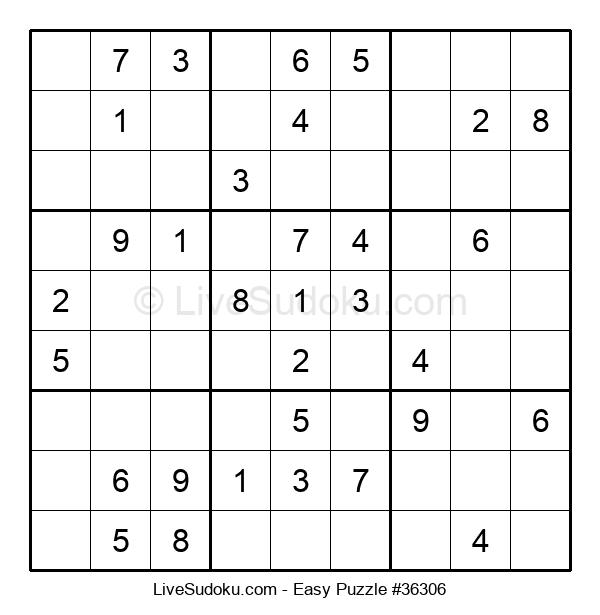 Beginners Puzzle #36306