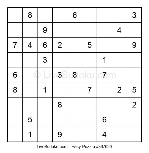 Beginners Puzzle #367620