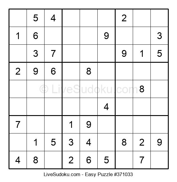Beginners Puzzle #371033