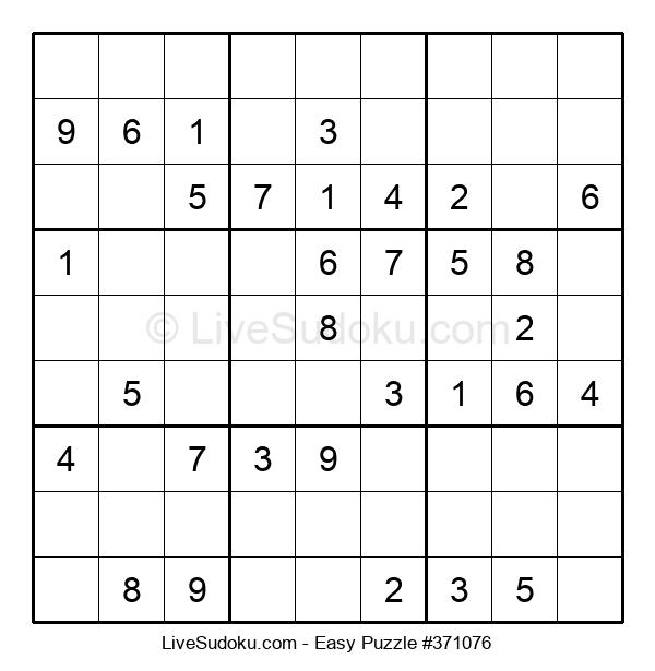 Beginners Puzzle #371076