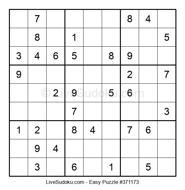 Beginners Puzzle #371173