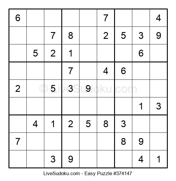 Beginners Puzzle #374147