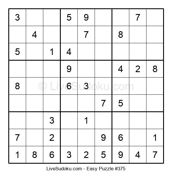 Beginners Puzzle #375