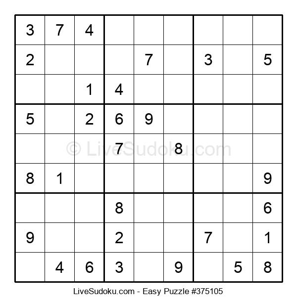 Beginners Puzzle #375105