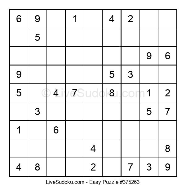 Beginners Puzzle #375263