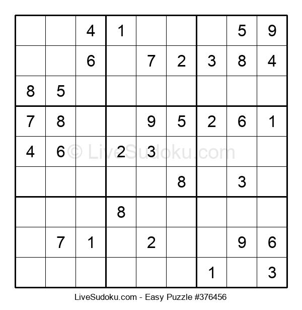 Beginners Puzzle #376456