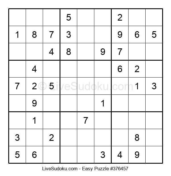 Beginners Puzzle #376457