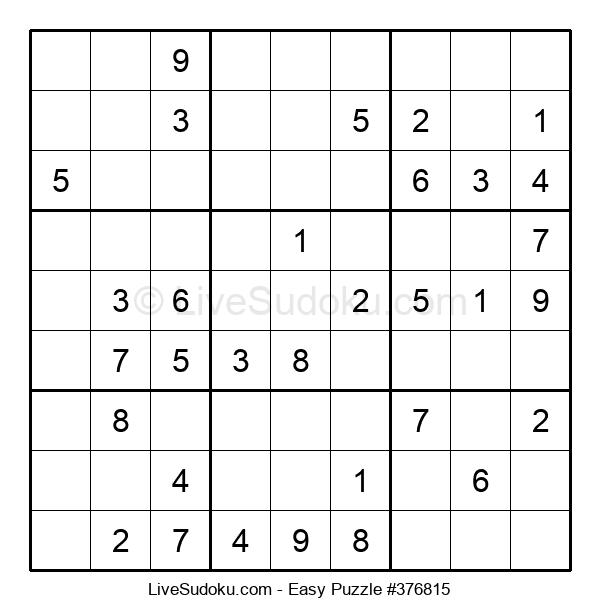 Beginners Puzzle #376815
