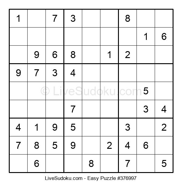 Beginners Puzzle #376997
