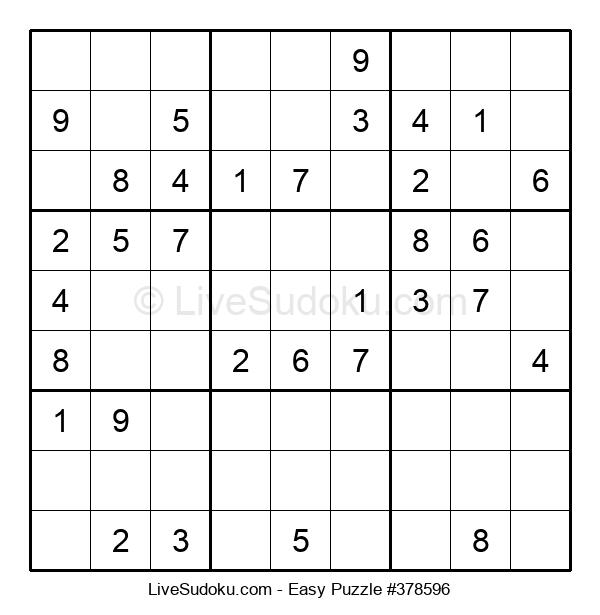Beginners Puzzle #378596