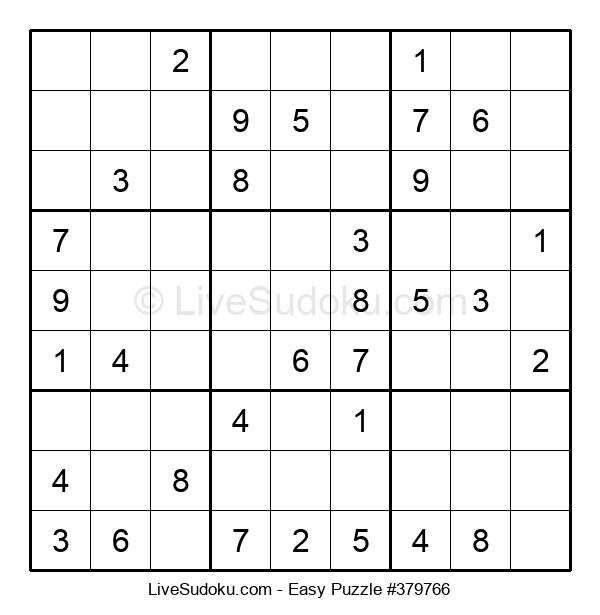 Beginners Puzzle #379766