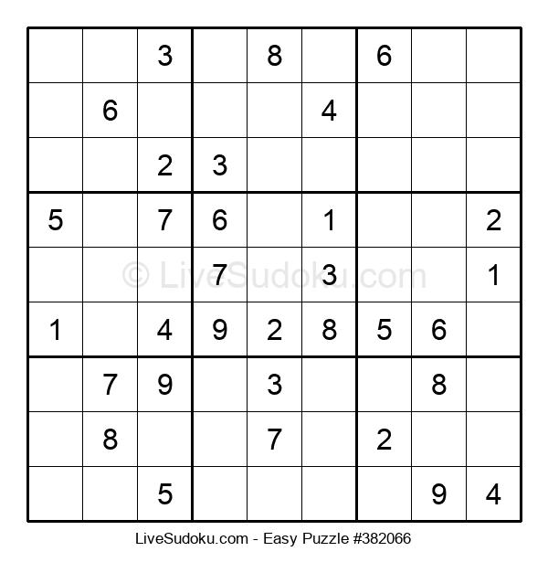 Beginners Puzzle #382066