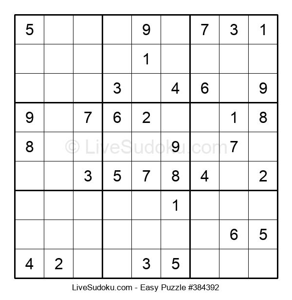Beginners Puzzle #384392