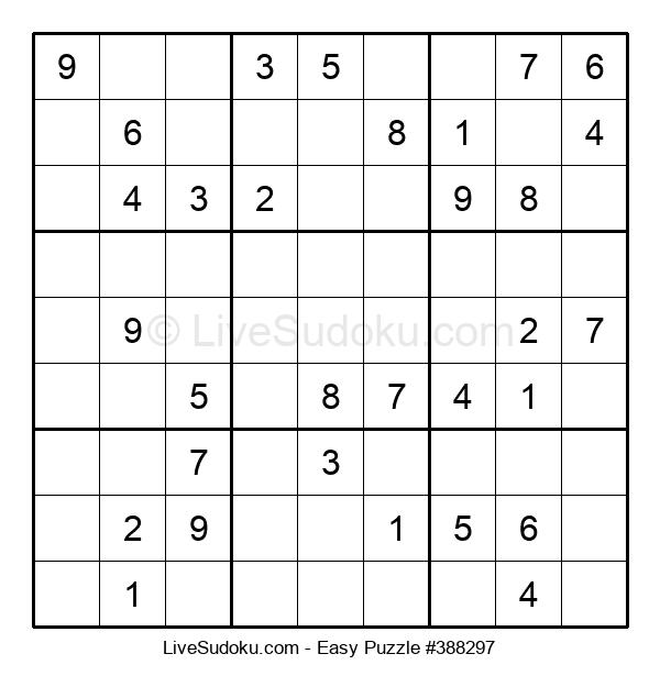 Beginners Puzzle #388297