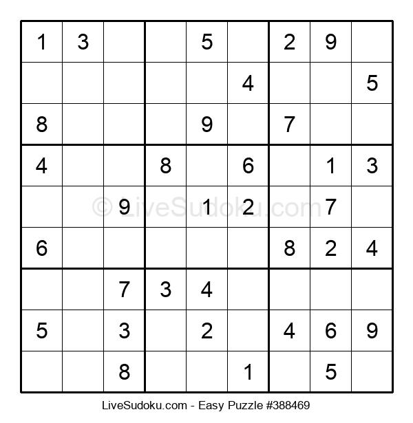 Beginners Puzzle #388469