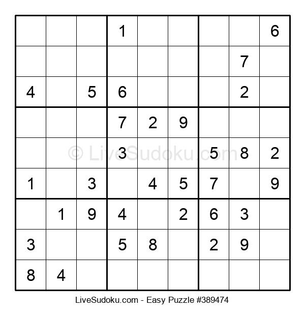 Beginners Puzzle #389474