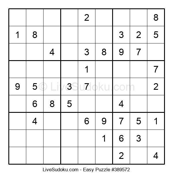 Beginners Puzzle #389572