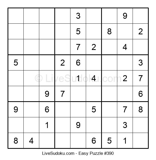 Beginners Puzzle #390