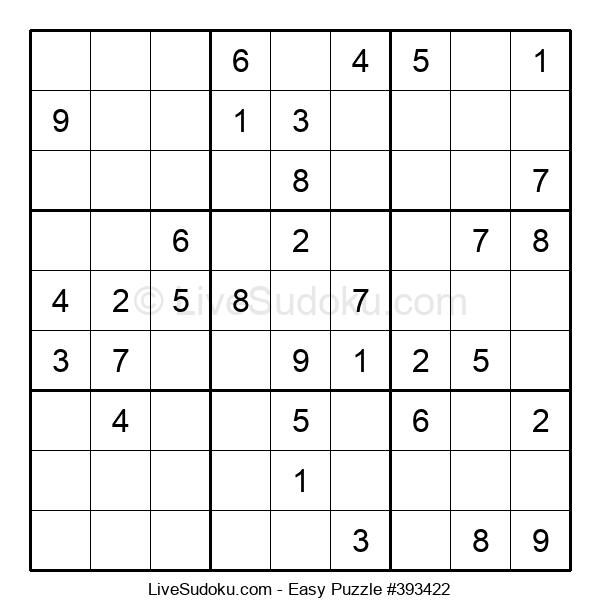 Beginners Puzzle #393422