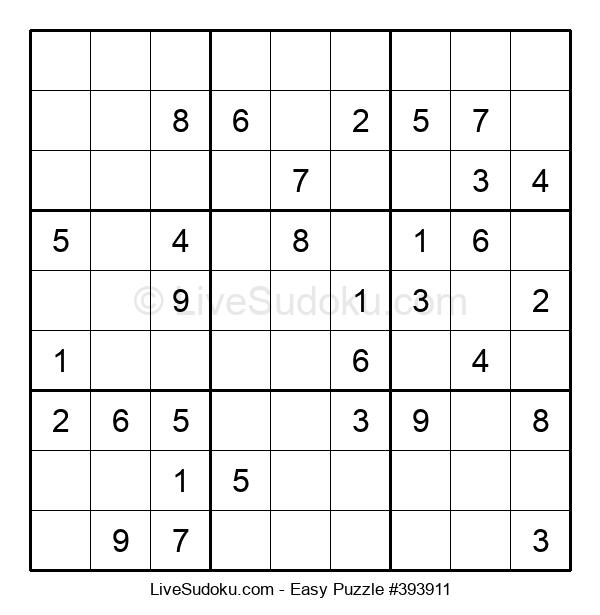 Beginners Puzzle #393911