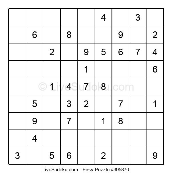 Beginners Puzzle #395870