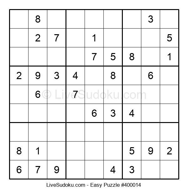 Beginners Puzzle #400014