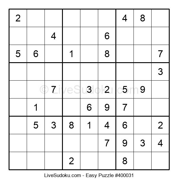 Beginners Puzzle #400031