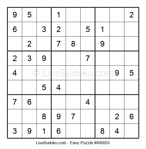 Beginners Puzzle #400053